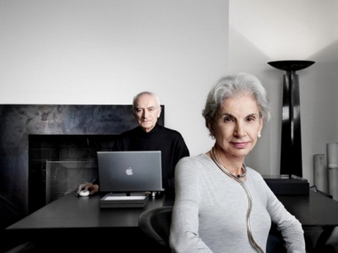 """""""Design Is One: Lella and Massimo Vignelli,"""" a documentary about the influential modern designers, will be screened at Space in Portland on Tuesday."""