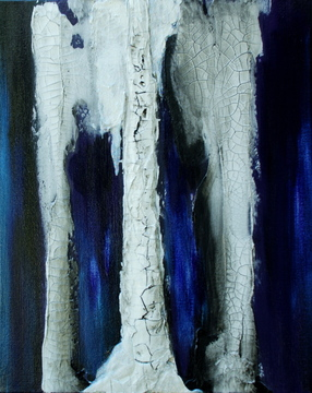 Pamala Crabb will show her acrylic and encaustic works next month at Whitney Galleries in Wells.