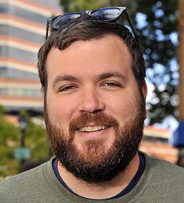 Patrick Carey of Portland.