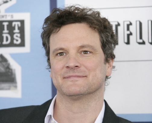 Colin Firth portrayed Mark Darcy on the big screen.