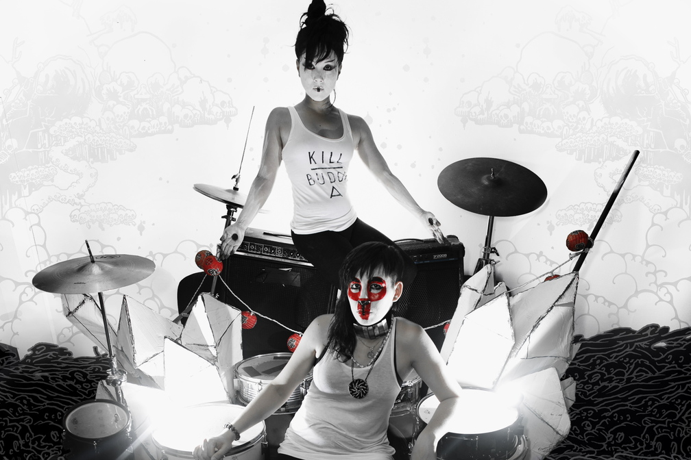 Yamantaka//Sonic Titan, a musical performance group, will play at Space Gallery on Wednesday.