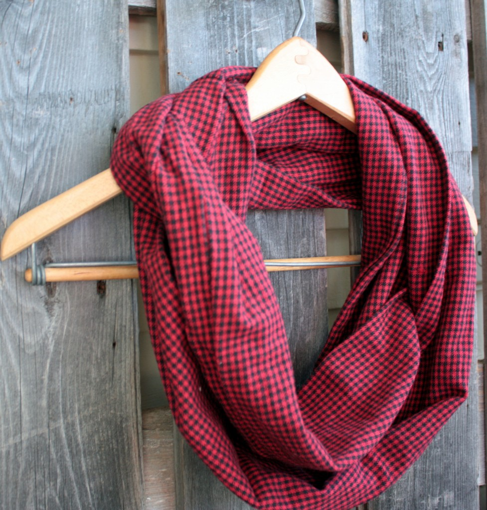 An Infiniti Scarf from The Road Less Traveled
