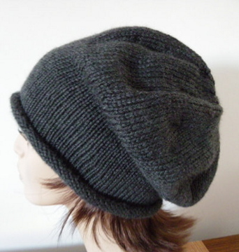 A slouchy hat from Northern Village