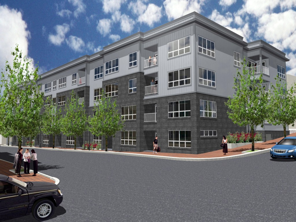 While the Portland Planning Board unanimously approved the plans for Seaport Lofts in the India Street neighborhood, the developer – 113 Newbury Street LLC – must continue to work with staff on the overall design, which must be presented again to the board for approval.