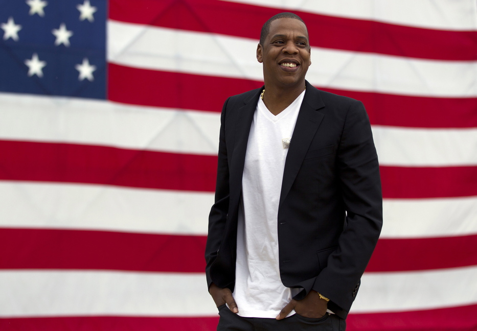 """Rapper Jay-Z says he's been unfairly """"demonized"""" over claims that Barneys New York racially profiled two black customers."""