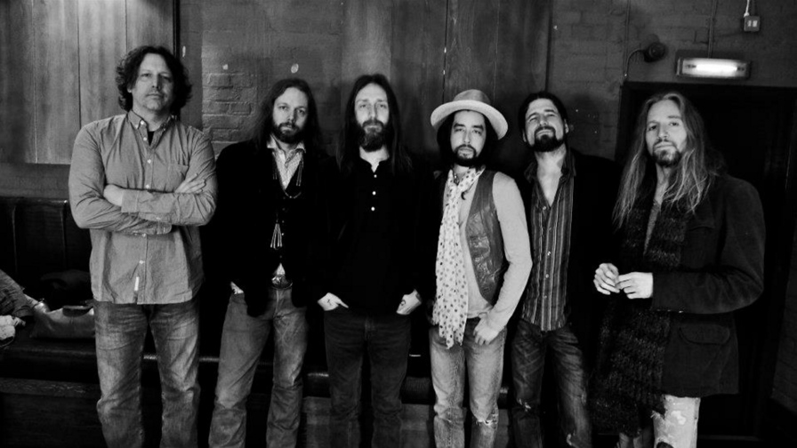 """The Black Crowes credit Maine rock station WBLM and its support of their first album, 1990's """"Shake Your Money Maker,"""" with helping the band make it big."""