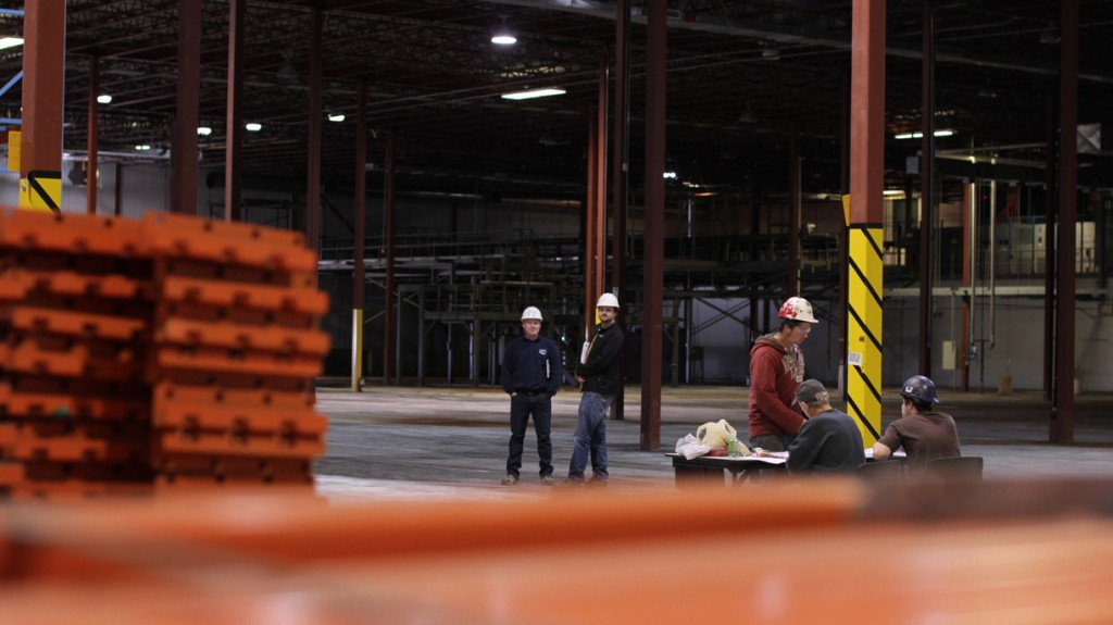 Bloomberg News/Allan Ziolkowski/Tweed An abandoned factory once owned by Hershey Co. in Canada may soon be producing pot.