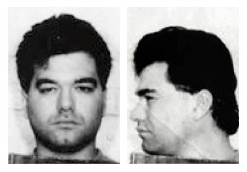 FILE - This 1994 file photo provided by the Federal Bureau of Investigation shows Enrico Ponzo. To his neighbors, he was Jeff Shaw, a guy who fixed computers, raised cows and enjoyed hunting. To the FBI, he was Enrico Ponzo, a New England mobster who vanished in 1994 after a botched attempt to whack the boss. His arrest in Idaho, in a town that doesn't even have an Italian restaurant, left many scratching their heads. Federal prosecutors have charged Ponzo in the 1989 attempted murder of Frank Salemme, the former head of the Patriarca Family of La Cosa Nostra. (AP Photo/Federal Bureau of Investigation)