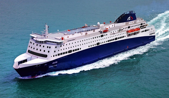 The Nova Star is expected to cruise between Portland and Yarmouth, Nova Scotia daily, starting next May and running through October.