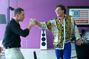 """Michael Fassbender and Javier Bardem star in """"The Counselor."""""""