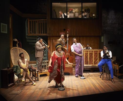 "The Portland Stage Company presents August Wilson's ""Ma Rainey's Black Bottom"" through Oct. 20."