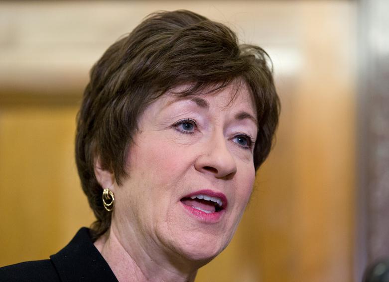 Sen. Susan Collins, R-Maine.