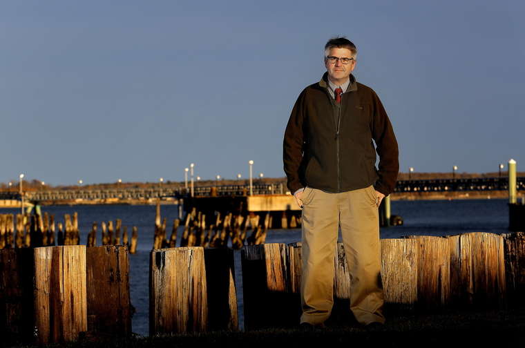 Bill Needelman, a city planner for 15 years, is beginning his new role as waterfront coordinator for the city of Portland at a time when the waterfront is poised to change dramatically.
