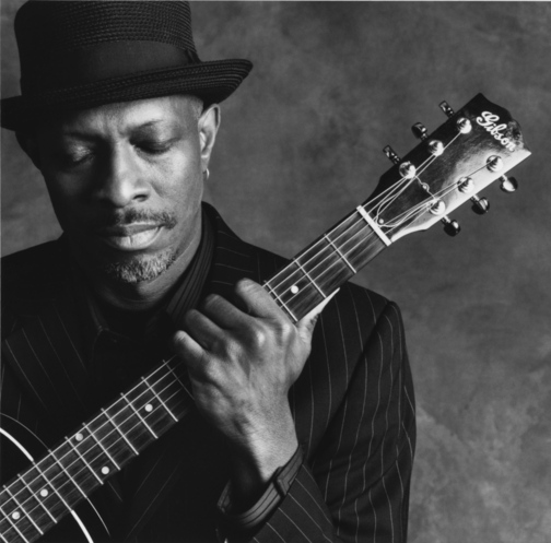 Acoustic blues guitarist Keb' Mo is at the Waterville Opera House on March 23.