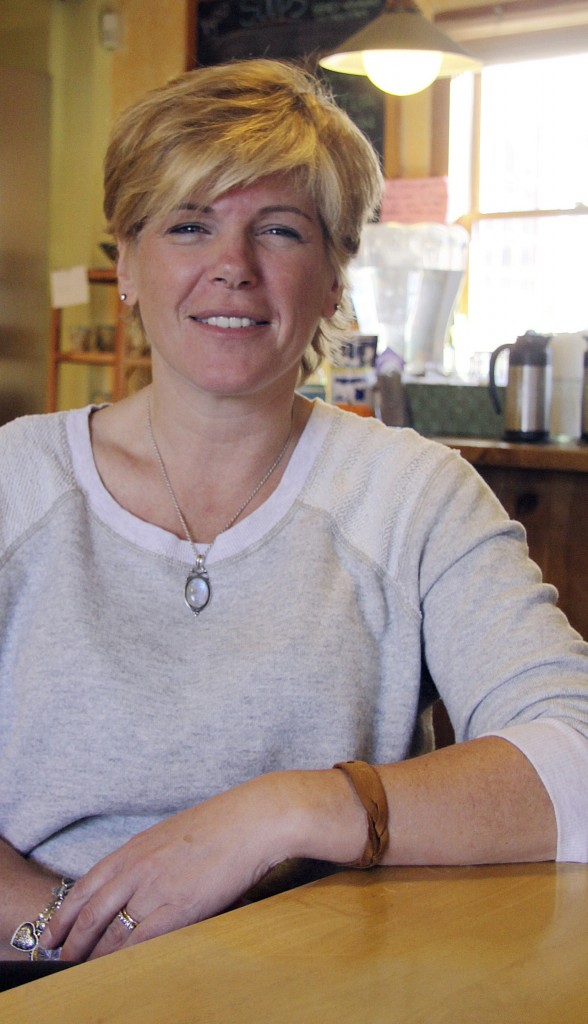 Wendy Lampro of Otis, Mass., who has raised $4,000 over 7,000 miles for the Juvenile Diabetes Research Foundation, plans to keep riding for a cure for Type 1 diabetes indefinitely.