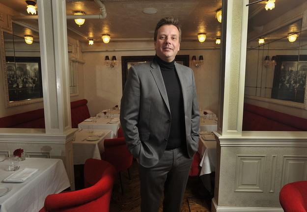 Raymond Brunyanszki's Camden Harbour Inn in Camden now belongs to the exclusive Relais & Chateaux association.