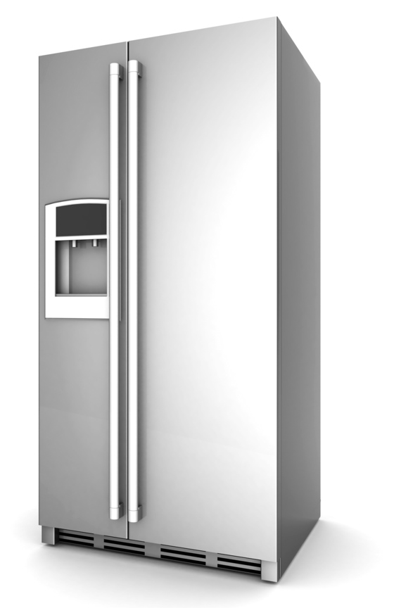... stainless appliances ...