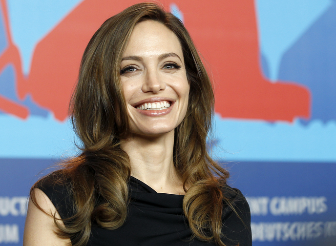 Angelina Jolie will receive the Jean Hersholt Humanitarian Award Saturday night at the Academy of Motion Picture Arts and Sciences 5th Annual Governors Awards in Los Angeles.