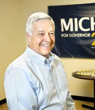 U.S. Representative Mike Michaud more 3 4 5..