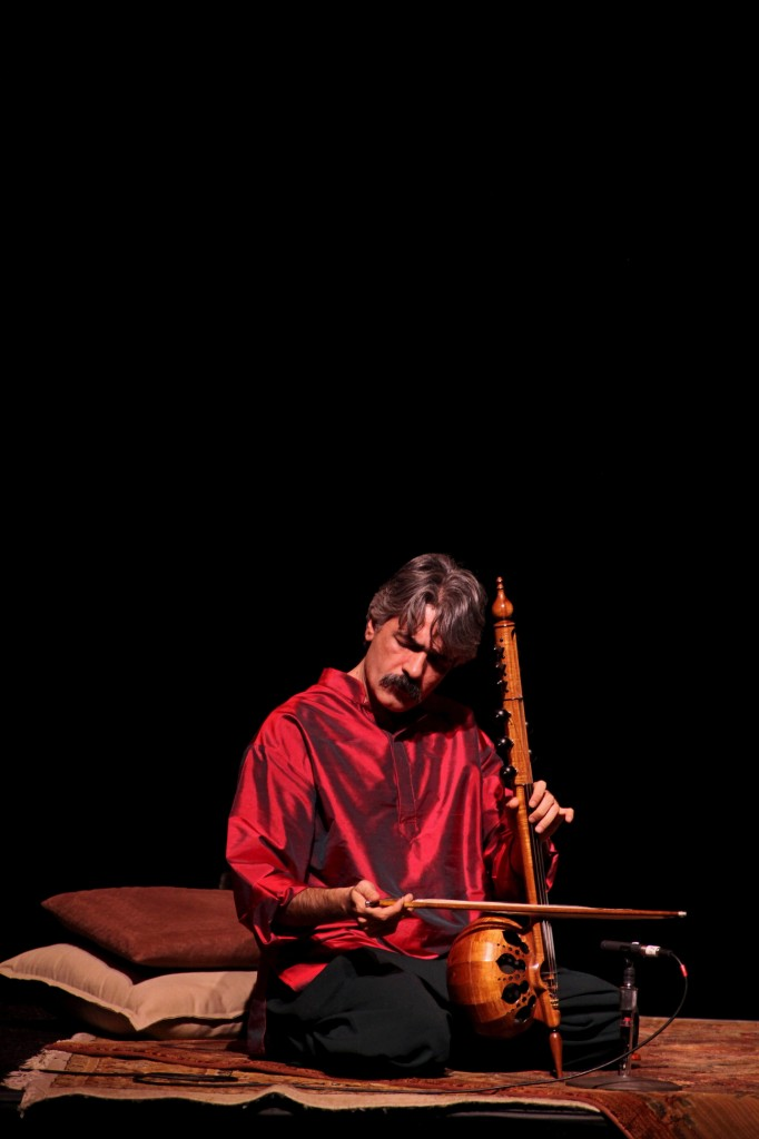 Kayhan Kalhor, a master of Kurdish and Persian music, will perform Saturday at Hannaford Hall on the University of Southern Maine Portland campus.