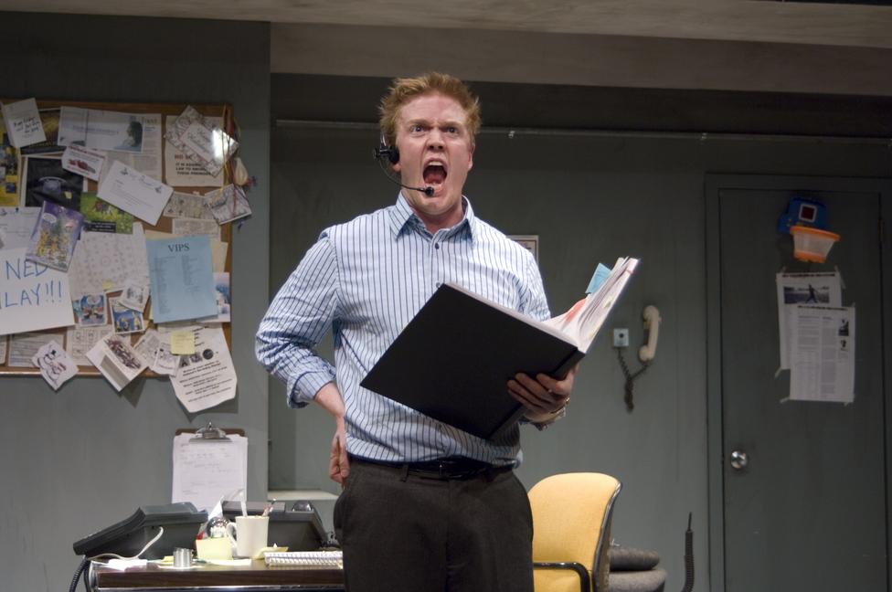 Dustin Tucker in Portland Stage Company's