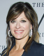FILE - In this March 9, 2012 file photo, Maria Bartiromo attends The Third Annual DVF Awards held at the United Nations in New York. Bartiromoís contract will end Nov. 24, concluding 20 years with CNBC, the channel said Monday, Nov. 18, 2013. (AP Photo/Charles Sykes, File)
