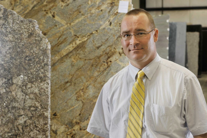 Matt Qualey will expand Qualey Granite & Quartz of Veazie by opening the Maine Stone Design Center in Portland as a wholesale showroom and work center for designers.
