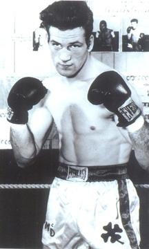 In the late 1960s and early 1970s, Jimmy McDermott was a regular at the Portland Expo, where he developed a rivalry with the flamboyant Pete Riccitelli.