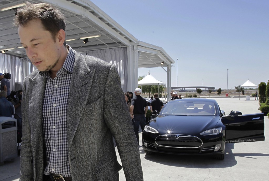 """Tesla CEO Elon Musk has posted a blog item saying the company would amend warranties to cover fire damage to Model S vehicles """"even if due to driver error."""""""