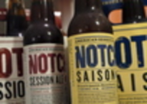 Chris Lohring founded Notch in 2010 to brew only beers of 4.5 percent alcohol by volume or lower.