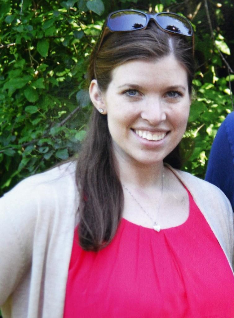 Colleen Ritzer, 24, was killed at Danvers High School in Danvers, Mass.