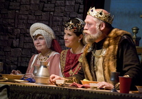 The Medieval Feast, a dinner and theatrical performance, takes place at the Franco Center in Lewiston on Friday and Saturday.
