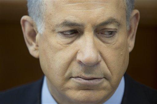 Israeli Prime Minister Benjamin Netanyahu Benjamin Netanyahu