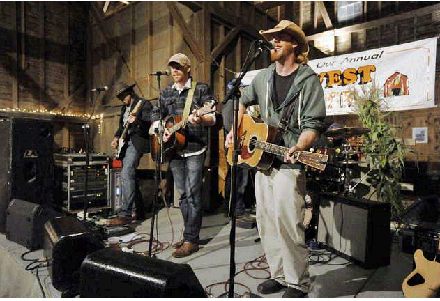 The Mallett Brothers Band performs Sept. 28 at the Harvest Dance, a benefit for Freeport's Wolf Neck Farm.