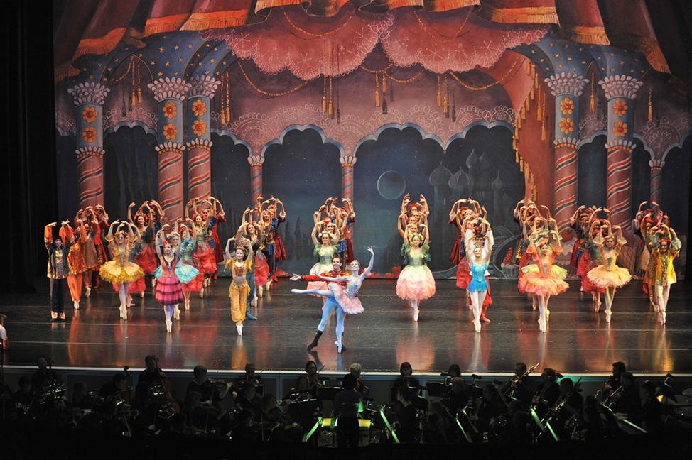 Maine State Ballet will present