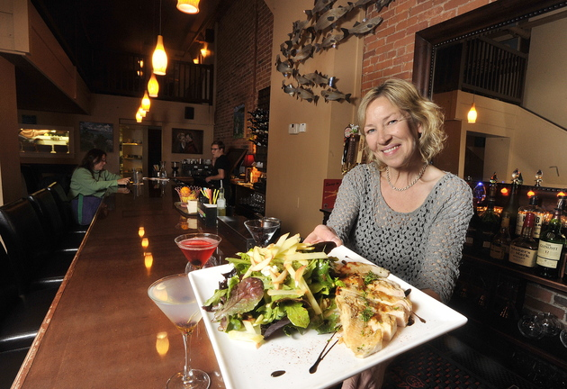 Winnie Moody is the brains behind the bar at Katahdin, where she has reigned as one of Portland's best-known mixologists for 15 years.