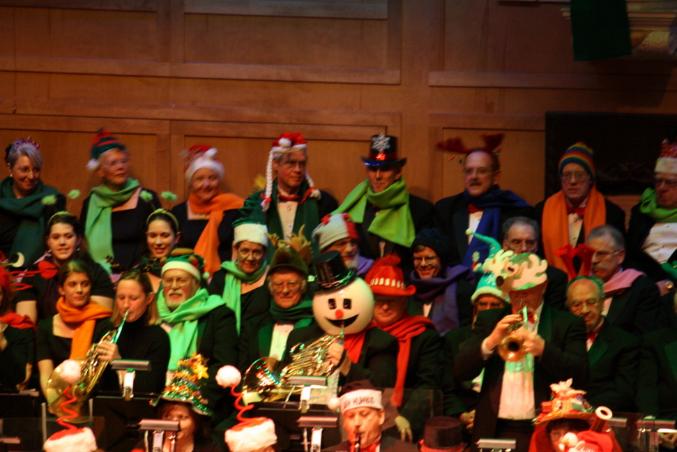 The Portland Symphony Orchestra opens its Magic of Christmas series on Dec. 13, with six concerts continuing through Dec. 22 at Merrill Auditorium at Portland City Hall.