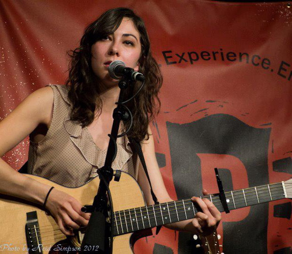 Heather Maloney will be easy to enjoy Saturday at the Village Coffee House in New Gloucester.