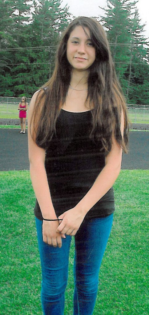 Fifteen-year-old Abigail Hernandez had last been seen after leaving Kennett High School in North Conway, N.H., on Oct. 9.