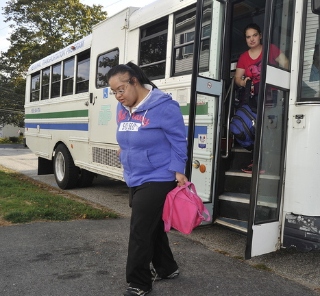 """Sheena Patel of South Portland relies on the MaineCare rides program for transportation to a sheltered work environment. A private rides broker that hasn't delivered on its promises shouldn't have gotten """"second, third and fourth chances,"""" a reader says."""