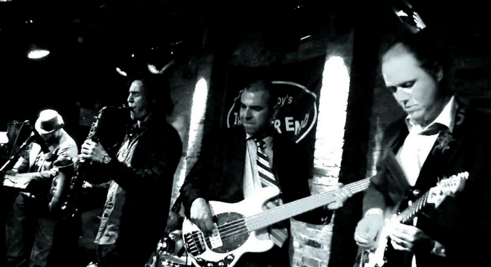 Richard James & The Name Changers play Port City Music Hall on Saturday.