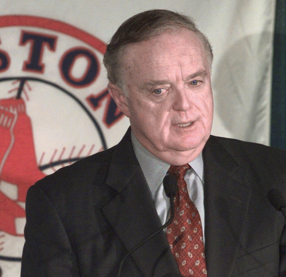 When John Harrington announced the Red Sox were for sale in 2001, he hoped the new owner would be a diehard fan from New England. Instead he got out-of-towners who fit Boston like a Gold Glove.
