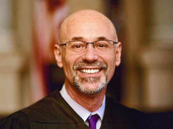 Justice Jon David Levy of the Maine Supreme Judicial Court needs a recommendation from the Senate Judiciary Committee and approval from the full Senate to replace U.S. District Court Judge George Z. Singal.