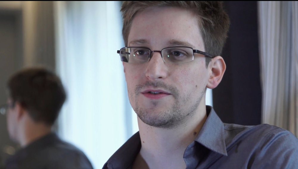 "National Security Agency leaker Edward Snowden, in Hong Kong, in a June 9, 2013, photo. ""What the government wants is something they never had before,"" he says. ""They want total awareness. The question is, is that something we should be allowing?"""