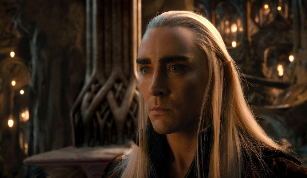 """Lee Pace in """"The Hobbit: The Desolation of Smaug."""" Warner Bros. Pictures"""