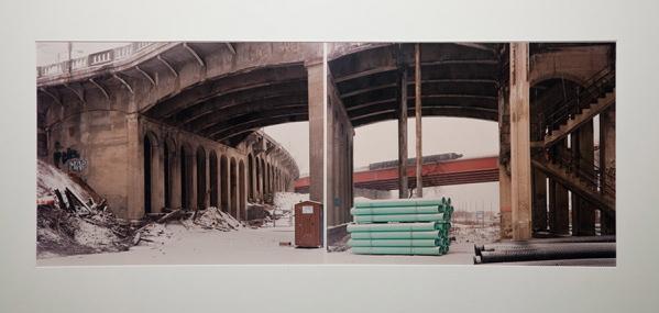 """Million Dollar Bridge"" by Michael Penney, 1997."