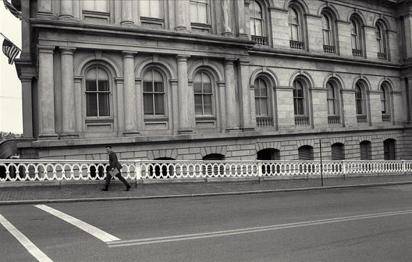 """Pearl Street"" by Jan Pieter van Voorst van Beest, 1990."