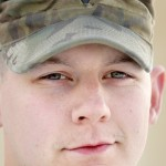 Spc. Brian Bohn of Biddeford, photographed Tuesday, December, 31 2013 for soldier profiles.