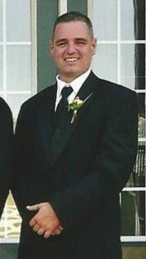 Tyler Trottier in an undated photo provided by the Biddeford Police Department.