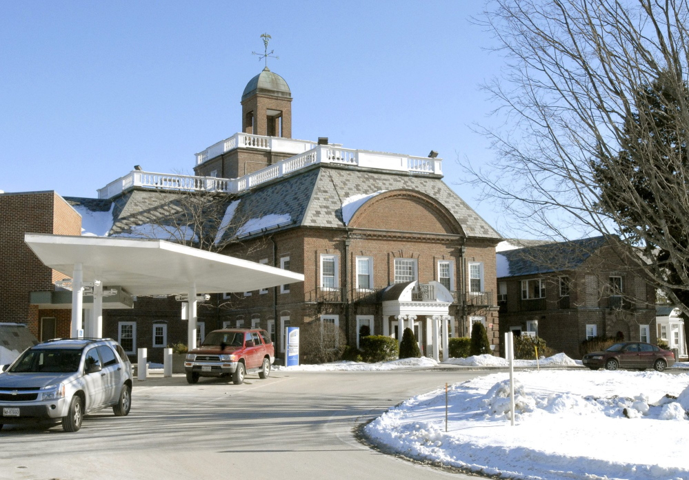 Goodall Hospital in Sanford has completed its merger with the larger Southern Maine Medical Center in Biddeford.